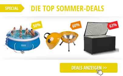 Deals von Sommerspecial-promobox - Daydeals
